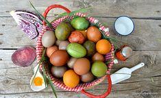 Turmeric, Easter Eggs, Paste, Honey
