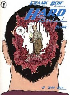 Hard Boiled #3 (of 3) :: Profile :: Dark Horse Comics