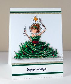 Hi everyone! TGIF! I purchased a few Stamping Bella images a while ago and wanted to be certain...