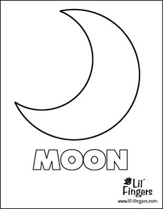 moon and stars preschool theme - Google Search