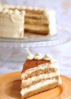 Bake Happy: Re-cake: Tiramisu #food #recipes