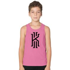 Kyrie Irving Logo Kids Tank Top