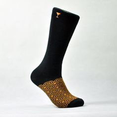 Eye Of The Tiger Socks, $12, now featured on Fab.