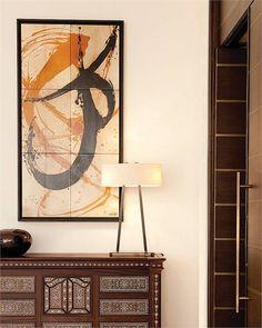 摩洛哥Marrakech四季酒店_范凯凯_美国室内设计中文网博客 Arabic Design, Interior Inspiration, Printable Art, Abstract Art, Wall Decor, Art Prints, Home Decor, Painting, Wall Hanging Decor