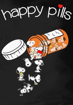 Prescribe Snoopy for guaranteed smile. Take daily. Peanuts Cartoon, Peanuts Snoopy, Snoopy Pictures, Snoopy Wallpaper, Snoopy Quotes, Charlie Brown And Snoopy, Happy Pills, Snoopy And Woodstock, Cartoon Characters