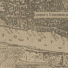 London's Underworld-Playlist