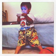 from the dress to the game! he loves angry bird!!