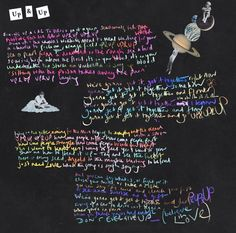 Up and Up by Coldplay... Definitely worth checking out