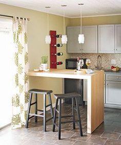 Basement Kitchenette/Bar modern