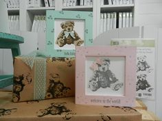 Baby Bear, Stampin'Up! gemaakt door www.stamp-ing.blogspot.nl