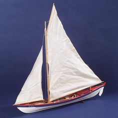 S.Jose; Hunting vessel; Whaleboat - National Maritime Museum