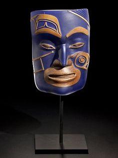 Speaker's Mask by Joe David / Preston Singletary