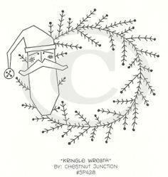 Kringle Wreath