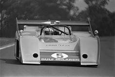 Denny HULME , 1972 McLaren M20
