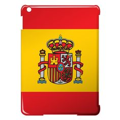 """Checkout our #LicensedGear products FREE SHIPPING + 10% OFF Coupon Code """"Official"""" Spain Flag - Ipad Air Case - White - Ipad Air - Spain Flag - Ipad Air Case - White - Ipad Air - Price: $69.99. Buy now at https://officiallylicensedgear.com/spain-flag-ipad-air-case-white-ipad-air"""