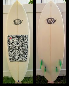 """Wallbanger. Great for slicing dicing whacking & smacking  walled up play waves 2'-6' . Think Rincon Malibu Trestles Bells Beach J-Bay even.  6'  22-5/8"""" 2-3/8"""" single to double concave V round pin #4fin #surfboard #surfing #4fun #rincon #malibu #trestles #bellsbeach #jbay #jeffreysbay by blastsurfdesigns http://ift.tt/1KnoFsa"""