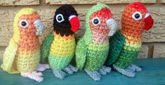 Parrot Pals and Pet Pals by Irene ༺✿ƬⱤღ  https://www.pinterest.com/teretegui/✿༻