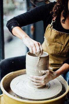 Katie Coston - Illyria Pottery