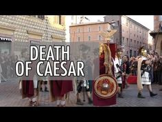 ▶ Ides of March - The Assassination of Julius Caesar by Walks of Italy - YouTube
