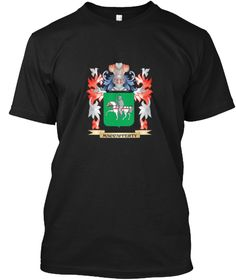 Maccafferty Coat Of Arms   Family Crest Black T-Shirt Front - This is the perfect gift for someone who loves Maccafferty. Thank you for visiting my page (Related terms: Maccafferty,Maccafferty coat of arms,Coat or Arms,Family Crest,Tartan,Maccafferty surname,Heraldry,F ...)