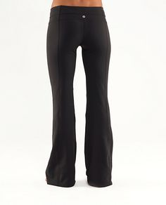 Lululemon! Favorite workout pants - supportive, look good, feel good, come in tall sizes, last a long time!