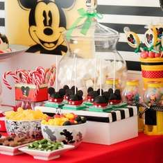 Fabio's Birthday Party - Mickey Mouse