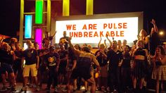 Pictures: Orlando nightclub shooting, Day 8