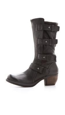 Luxury Rebel Shoes Booklyn Mid Calf Boots | SHOPBOP