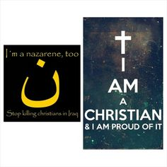 Io sono cristiano !!!!