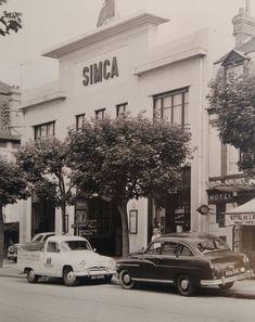 Simca Garage, Street View, Vintage Cars, Carport Garage, Garages, Car Garage, Carriage House