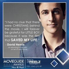 Announcement: #DavidHenrie and his brother #LorenzoHenrie will be at this year's #MovieguideAwards! Idea Quotes, David Henrie, Movie Guide, Youth Ministry, Save My Life, Christian Life, New Movies, On Set, In Hollywood
