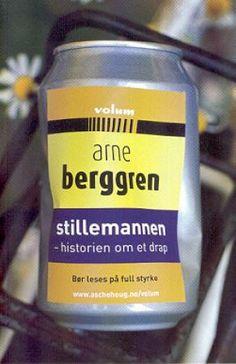 """""""Stillemannen - historien om et drap"""" av Arne Berggren. lest i september 2005 - da jeg jobbet som vgs bibliotekar."""