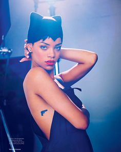 Rihanna by Mariano Vivanco