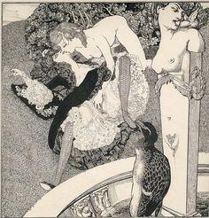 Erotic art of eric von bayros