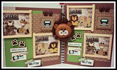 Álbum Safari