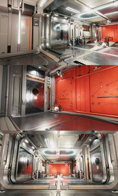 Amazing Deus Ex Scene Rendered in Unreal Engine 4 Gives a Taste of Things to Come. Jake Isoutofhishead