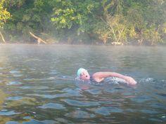 5K swim at To the Bridge and Back, Richmond, VA