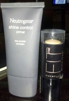The best primer and foundation for oily skin by far !!!!(:
