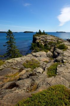 Place #29 — Isle Royale National Park, Michigan. Click to discover what makes this one of our favorite 50 places, and #SeeForYourself.