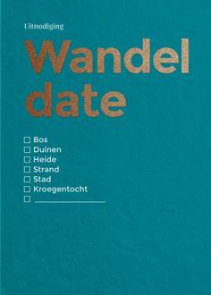 Wandel date 1 | HAPPY INVITES | Happy Whatever