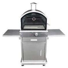 HomComfort Propane Pizza Oven & Reviews | Wayfair