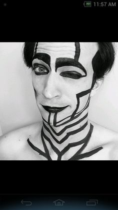 """David Micheal Bennett or """"The Spine"""" from the amazing group Steam Powered Giraffe! If you haven't heard their music then I suggest doing so!"""