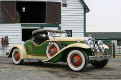 1931 Stutz Boattail - (Stutz Motor Co. Indianapolis, Indiana 1911-1935)