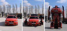 Letrons un Transformer avec une BMW fonctionnelle video  2Tout2Rien