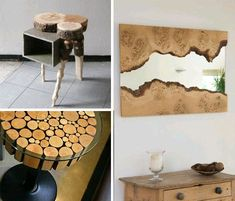 awesome wood slices projects