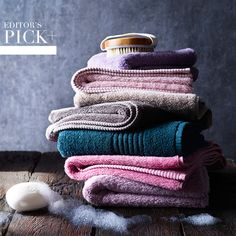 Everyday luxury can be yours with our bestselling bathroom towels in indulgent, super-soft Egyptian cotton. Choose the colour that best suits your bathroom from an array  of 27 different shades.