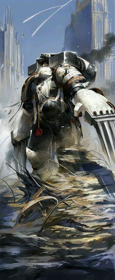 Warhammer Fan Art : Photo