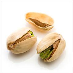 Lower Cholesterol: Pistachio Nuts