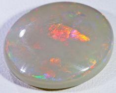 Natural Moonstone Gemstone*Rainbow Flash Moonstone Pear Shape Cabochon 3.90Crt Moonstone Gemstone Loose Moonstone Loose Gemstone Ring Making