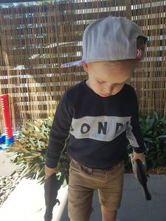 """As always flawless product with quick delivery. So proud for my son to wear this everyday."" - Chloe S."